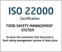 ISO 22000 Certification Malaysia